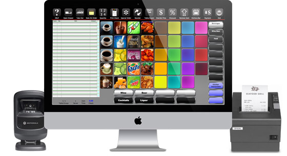 iMac - showing desktop features